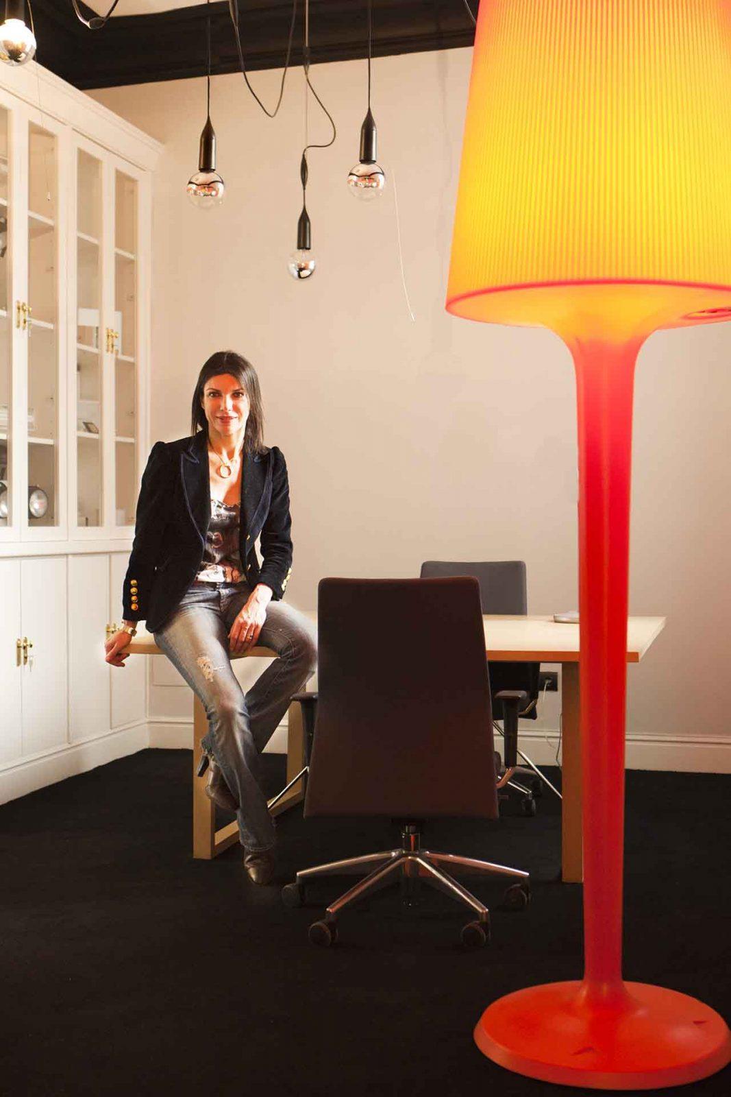 Alicia mesa alicia mesa dise adora de interiores y - Trabajo de arquitecto en madrid ...
