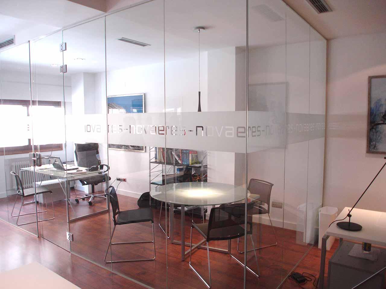Oficinas alicia mesa dise adora de interiores y - Disenadora de interiores ...