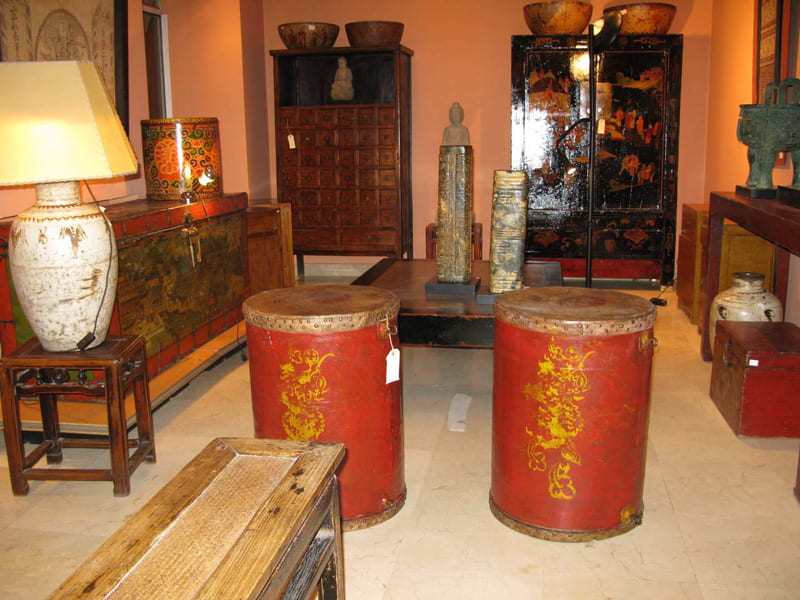 Antigüedades Chinas