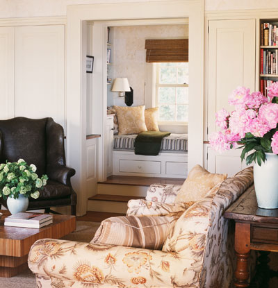 Salon decorador por Michael Smith