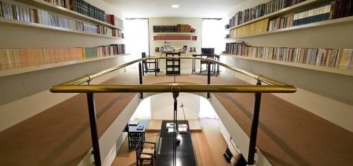 Biblioteca de Ricardo Bofill