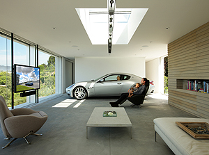 Interiorismo en garajes