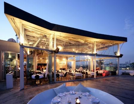 Restaurante en Estambul