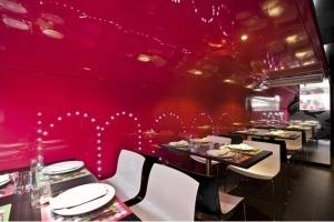 Mesas Restaurante Mood Madrid