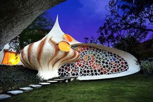 Casa Nautilus de Javier Senosiain