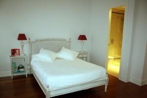 Dormitorio piso Luis de Salazar, Madrid