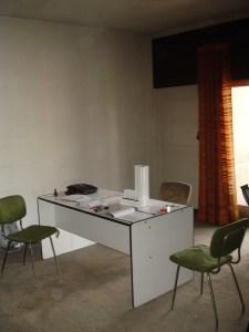 Estudio piso Diego de León I - antes