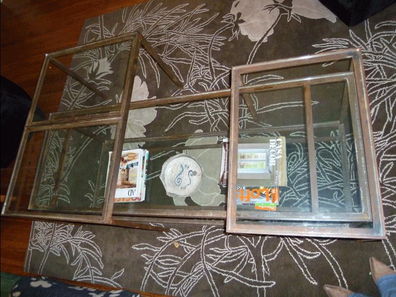 Mesa centro de salon