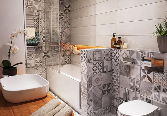 Baño Apartamento Madrid