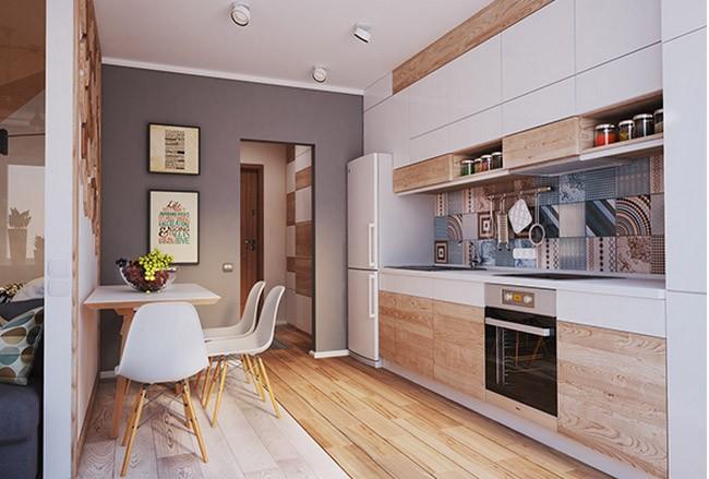 Cocina Apartamento Madrid