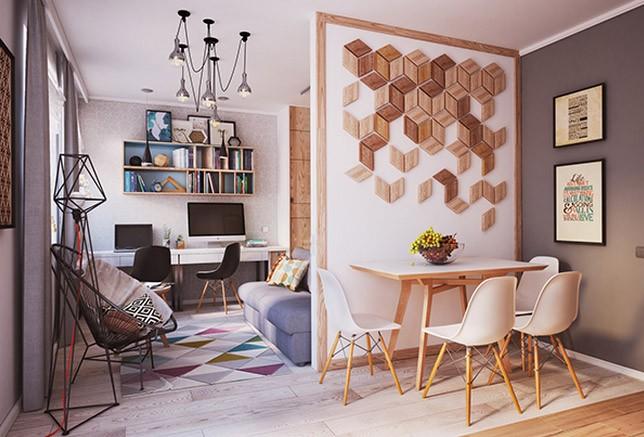 Comedor Apartamento Madrid