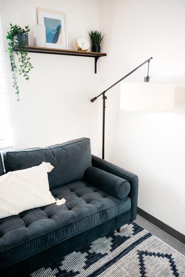 Blanco y negro para decorar tu hogar