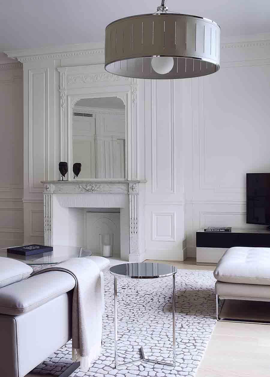 Proyecto de interiorismo en París