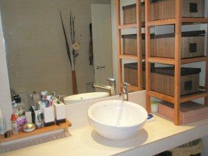 Baño para pequeños espacios