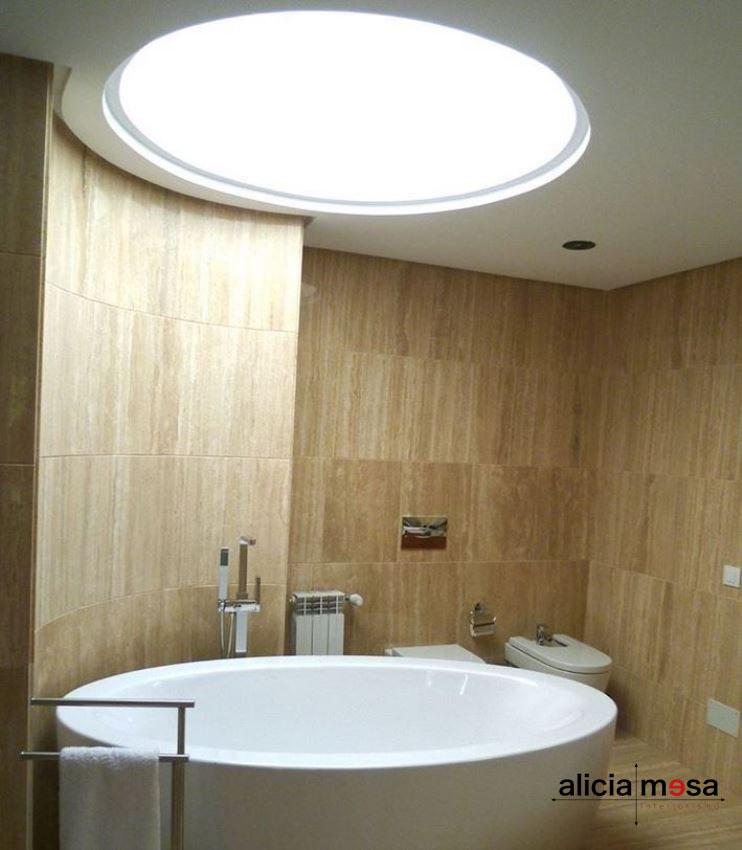 Idea reforma baño de diseño