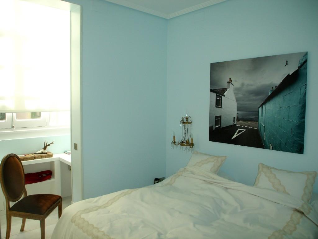Dormitorio piso femenino
