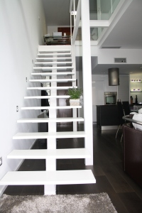 Escalera del loft