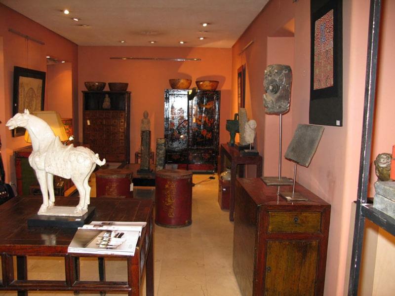 Muebles y antigüedades Chinas